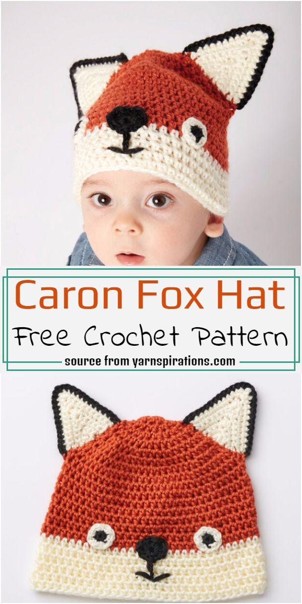 Caron Fox Hat