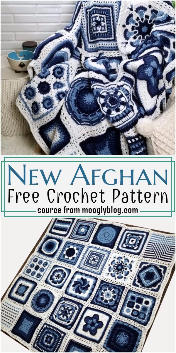 Crochet New Afghan Pattern