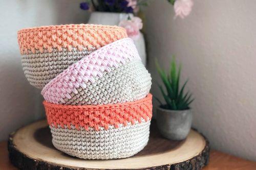 Easy Modern Storage Basket
