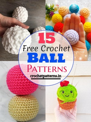 Free Crochet Ball Patterns