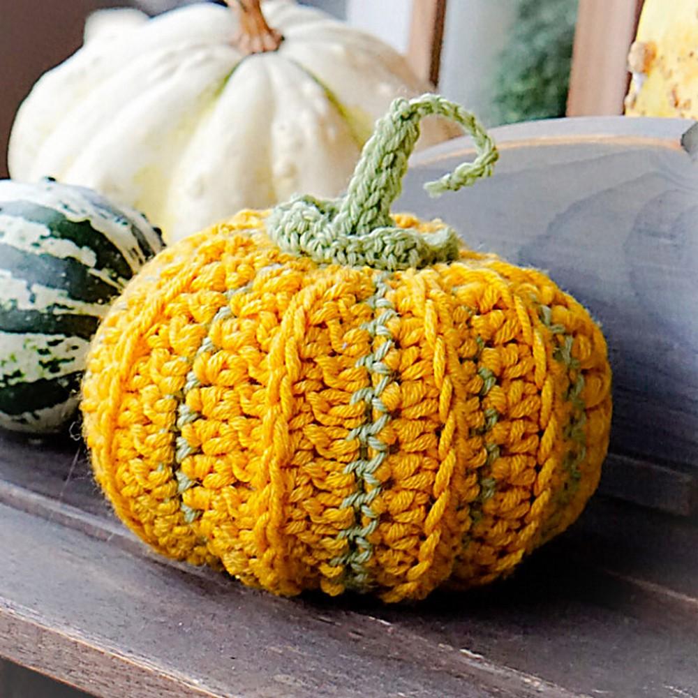 Free Crochet Best Pumpkin