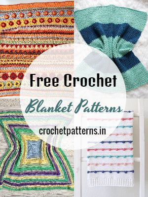 Free Crochet Blanket Patterns