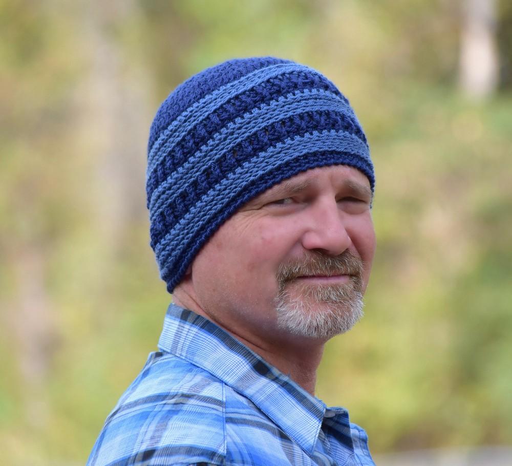 Free Crochet Dj's Guy Hat