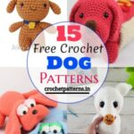 15 Free Crochet Dog Patterns - Amigurumi Patterns