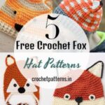 5 Free Crochet Fox Hat Patterns