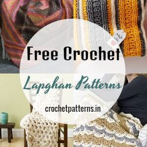Free Crochet Lapghan Patterns