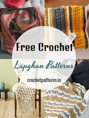 Free Crochet Lapghan Patterns