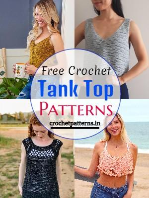 Free Crochet Tank Top Patterns
