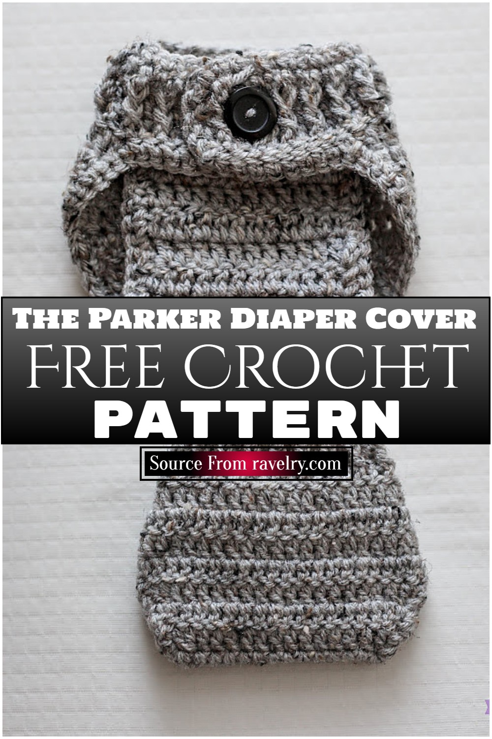 Free Crochet The Parker Diaper Cover Pattern