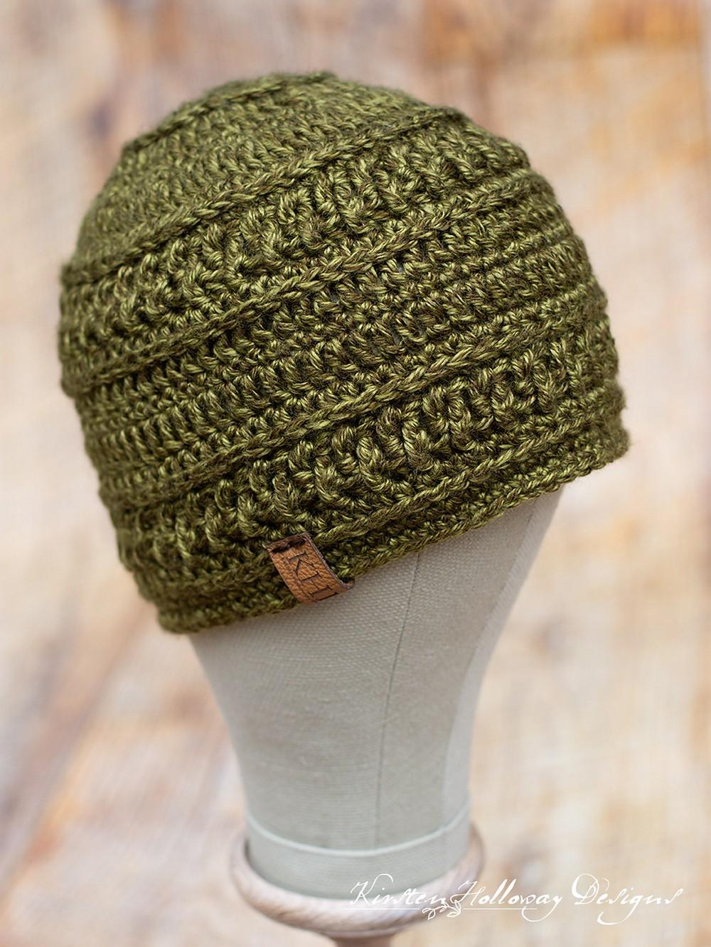 Free Crochet Wanderlust Beanie