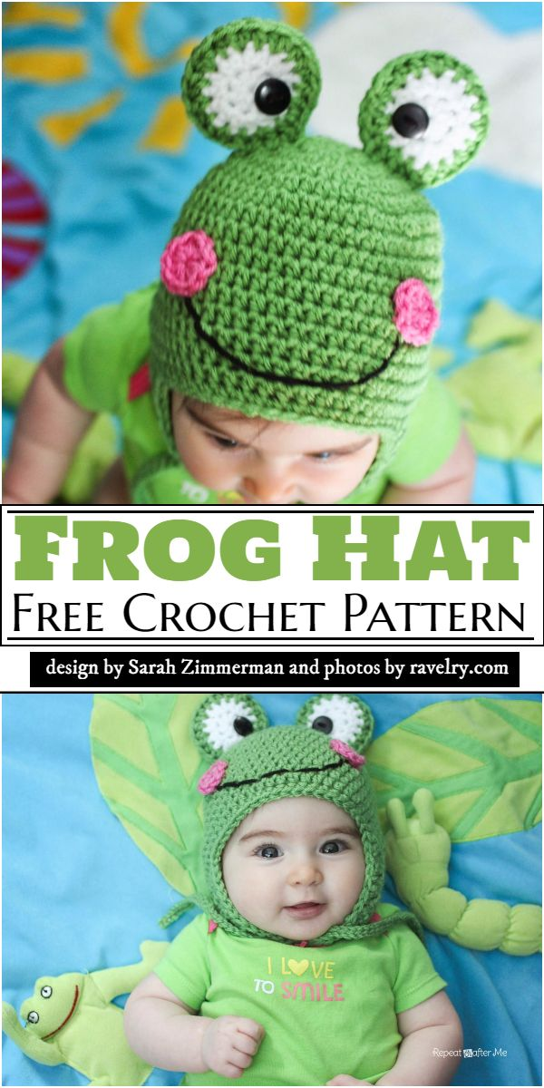 Funny Hat Pattern for kids