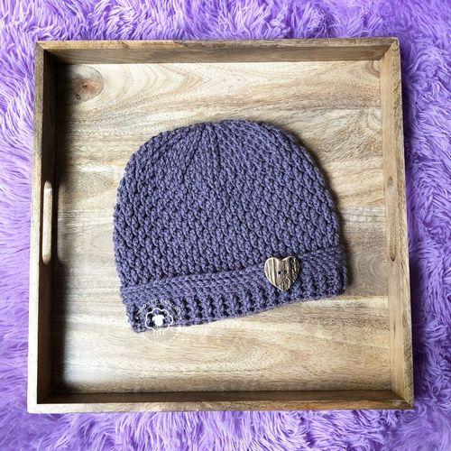 Lyra Hat Crochet Pattern