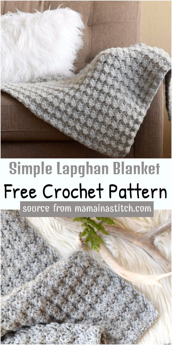 Simple Blanket Pattern