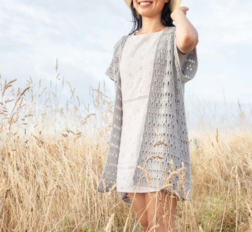 Summer Cardigan Crochet Pattern