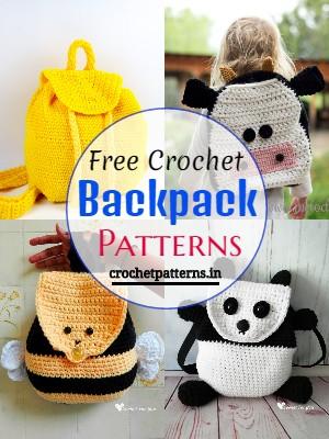 Crochet Backpack Patterns