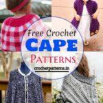 15 Crochet Cape Patterns