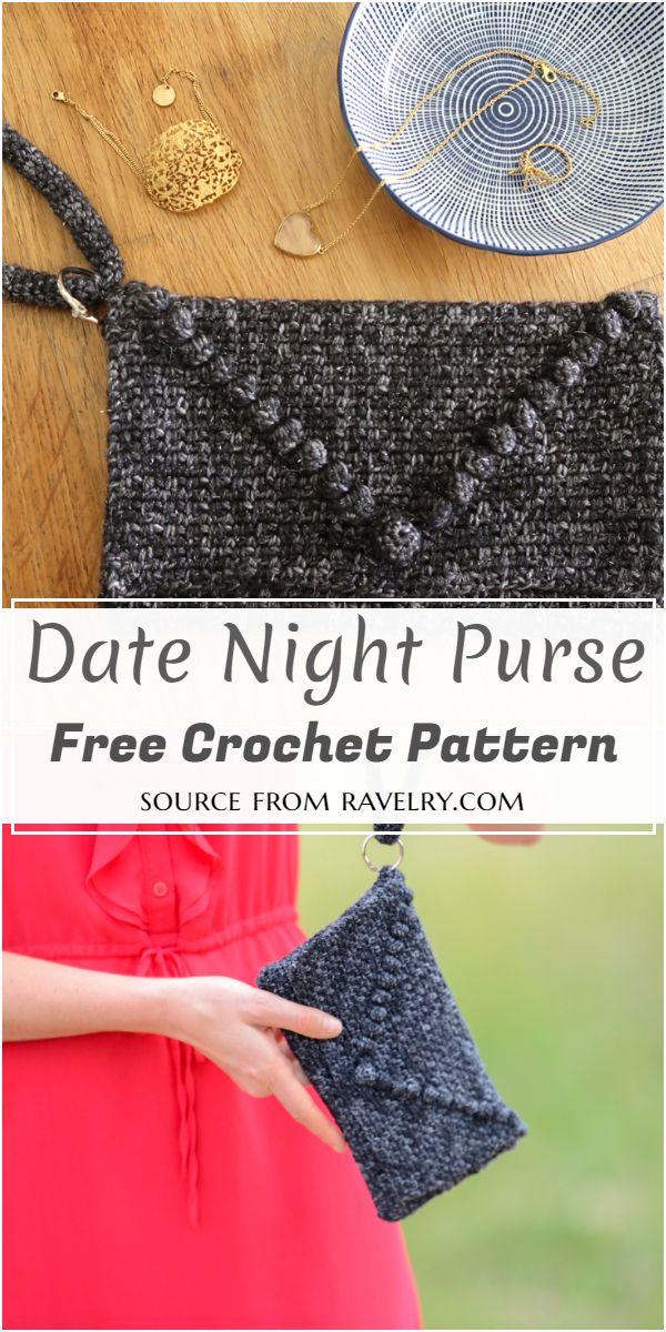 Date Night Purse Pattern