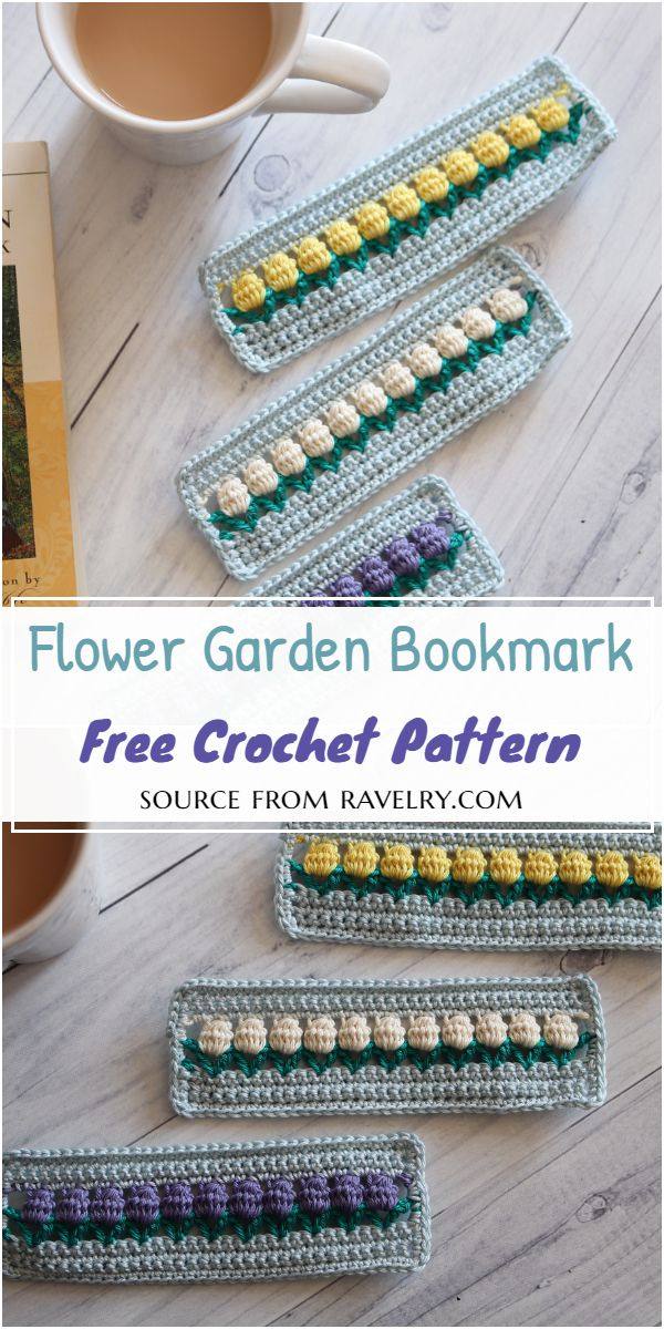 Free Flower Garden Pattern