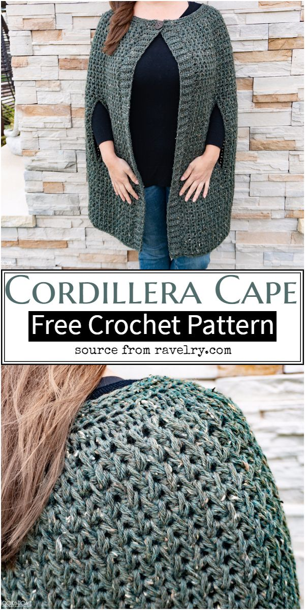 Free Cordillera Pattern