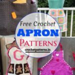 15 Best Free Crochet Apron Patterns And Designs
