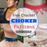 Free Crochet Choker Patterns - Easy To Make