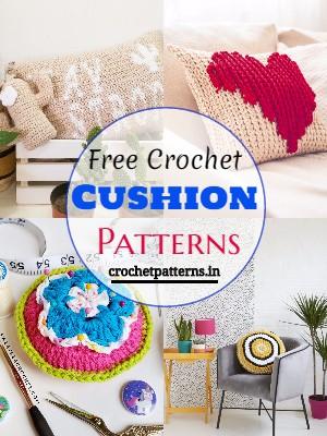 Free Crochet Cushion Patterns