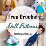 Free Crochet Doll Patterns For Your Baby