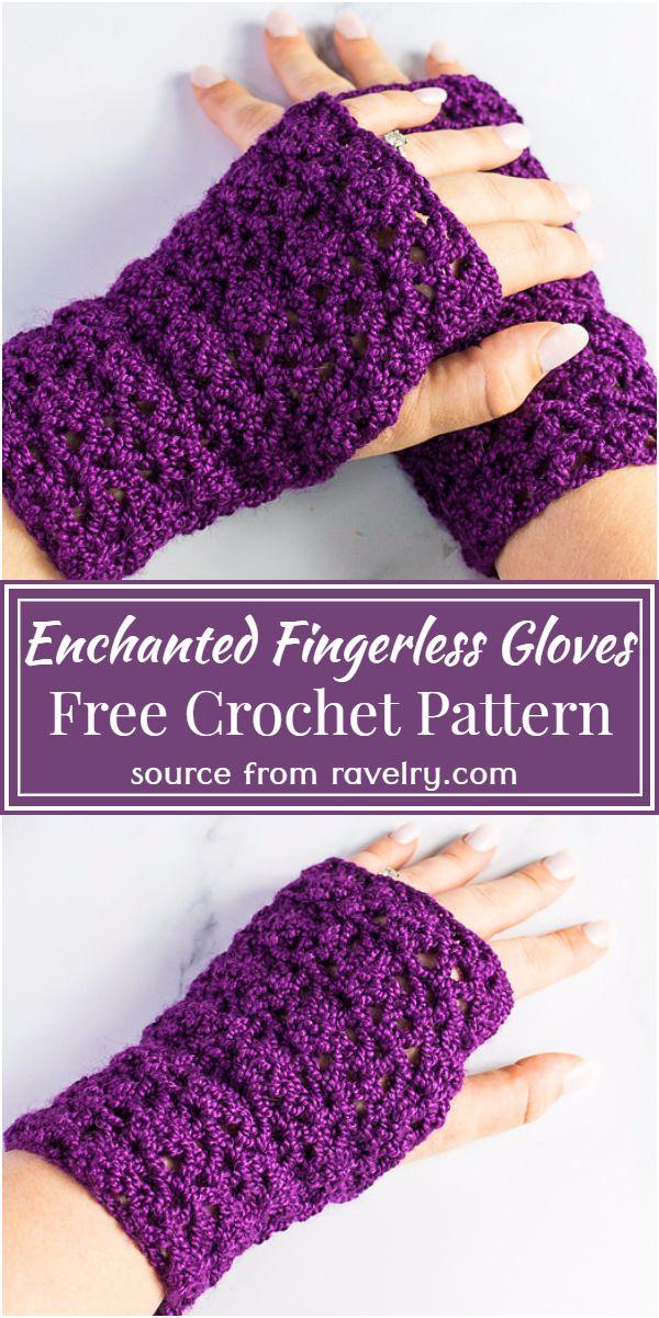 Free Enchanted  Pattern