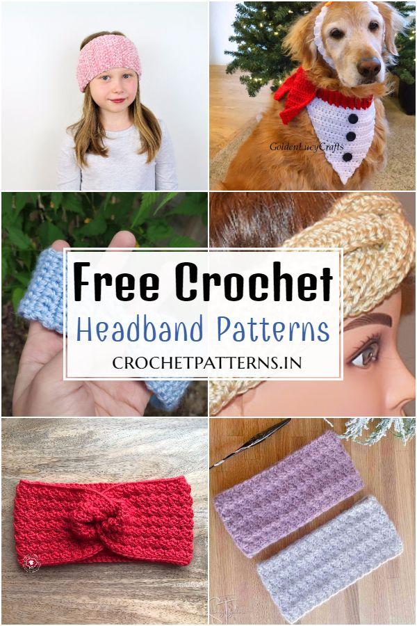 Free Crochet Headband Patterns