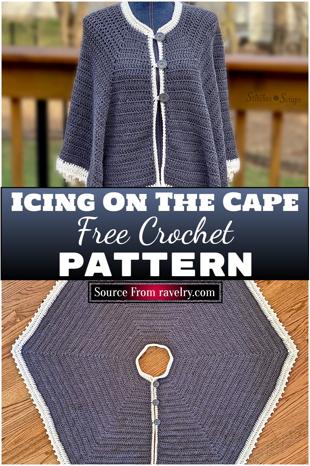 Free Crochet Icing On The Cape Pattern