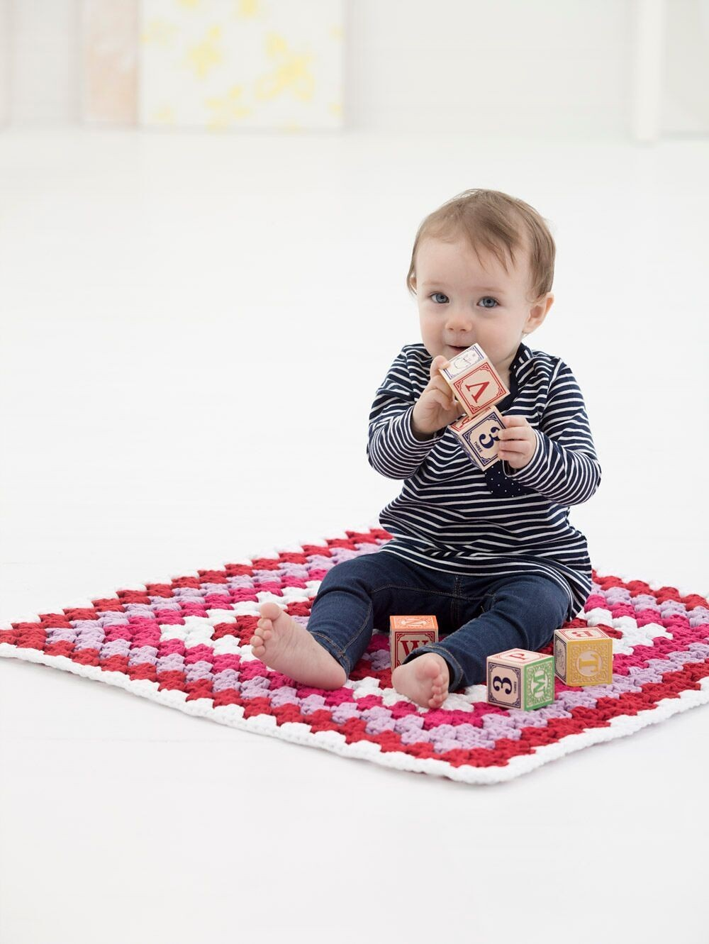 Free Crochet Little Princess Mat Pattern