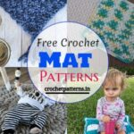 Free Crochet Mat Patterns To Renovate Your Home