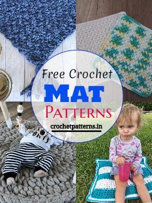 Free Crochet Mat Patterns