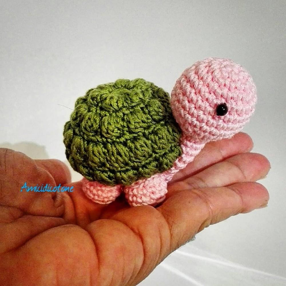 Free Crochet Turtle Bob Pattern