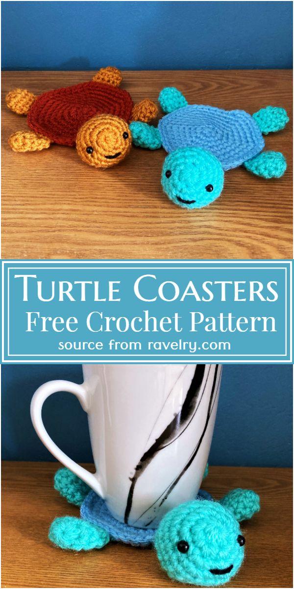 Free Coasters Pattern