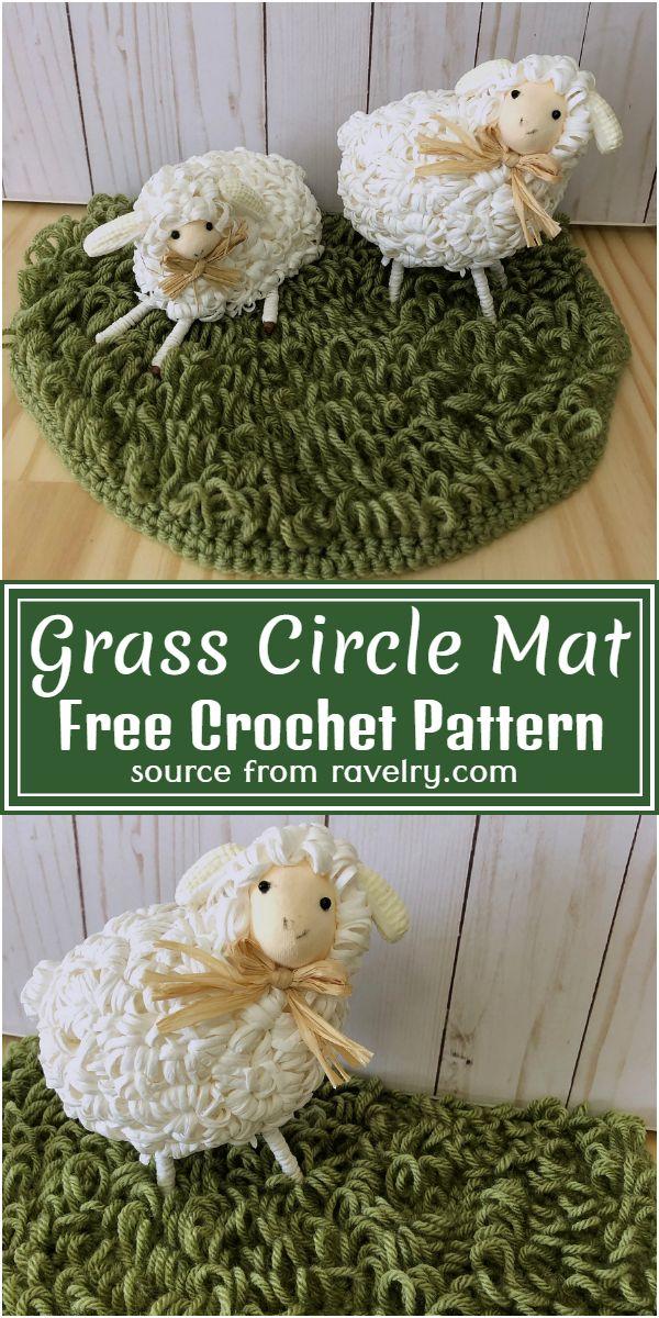 Grass Circle  Pattern