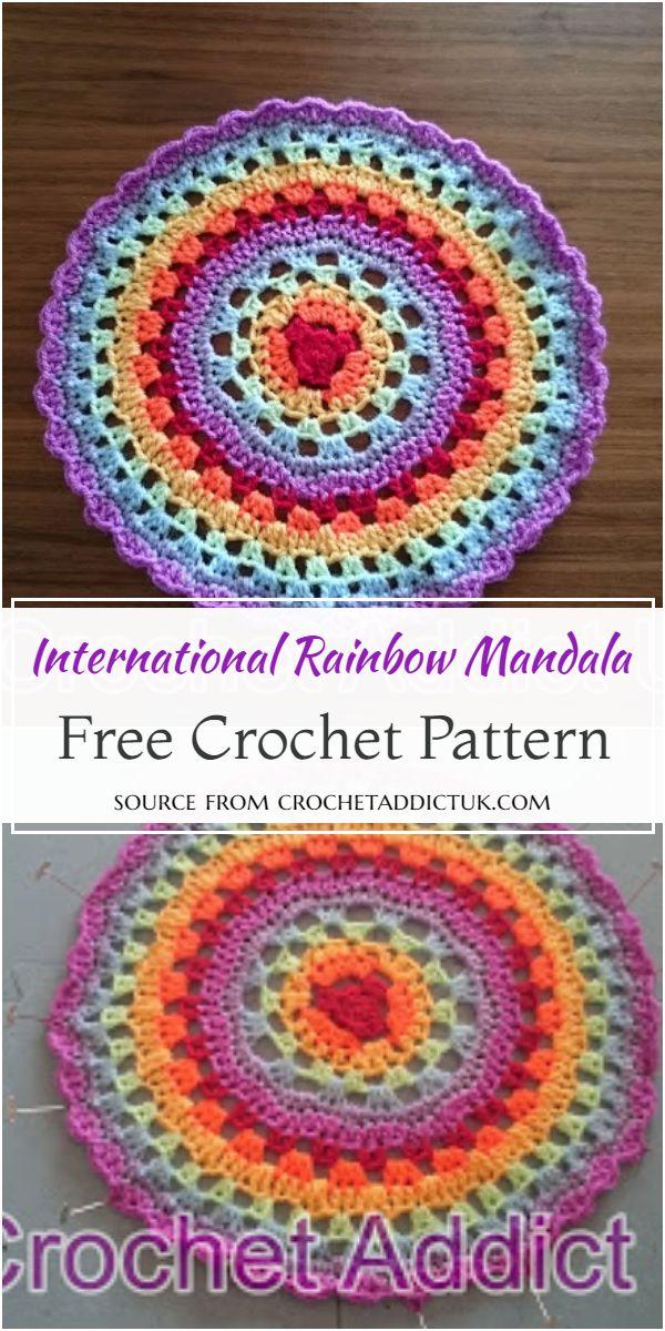 International Rainbow Pattern