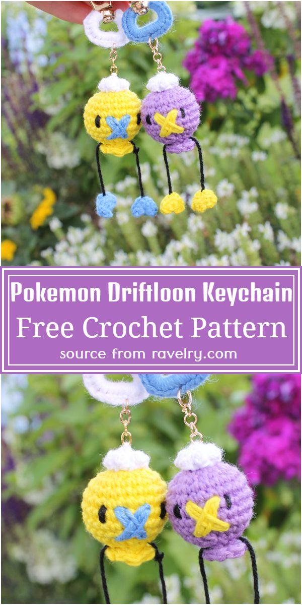 Pokemon Driftloon Pattern