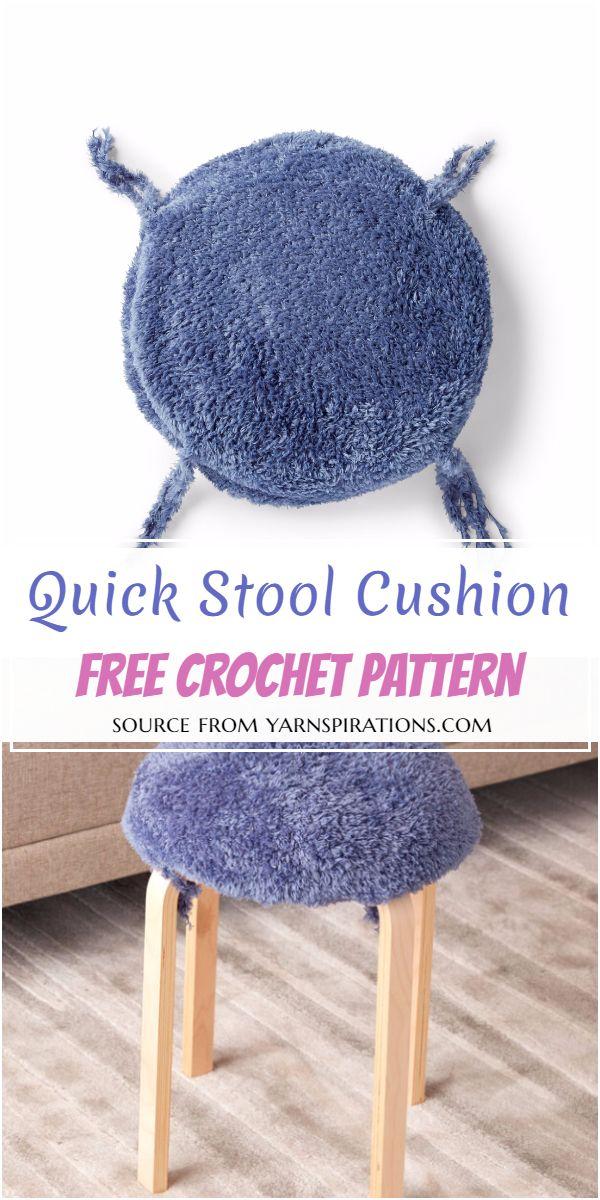 Quick Stool Pattern