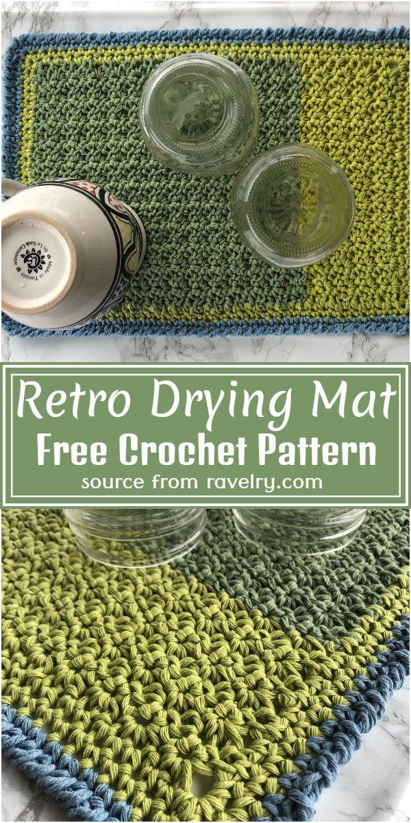 Retro Drying Pattern