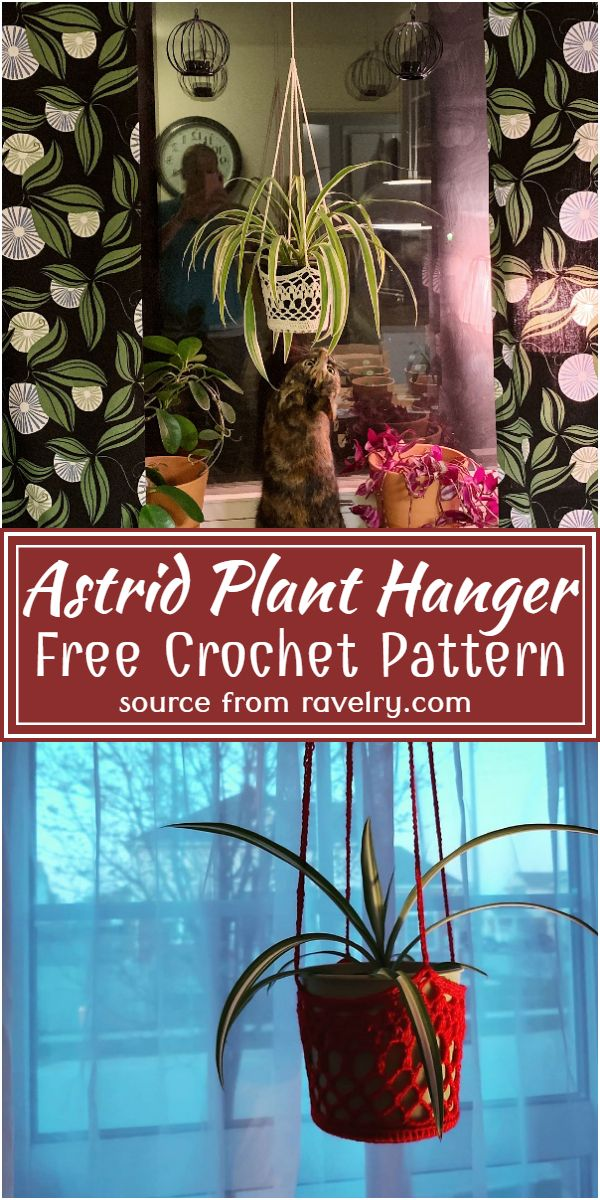 Astrid style Pattern for indoor