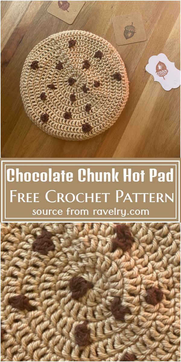 Chocolate Chunk Hot Free Pattern