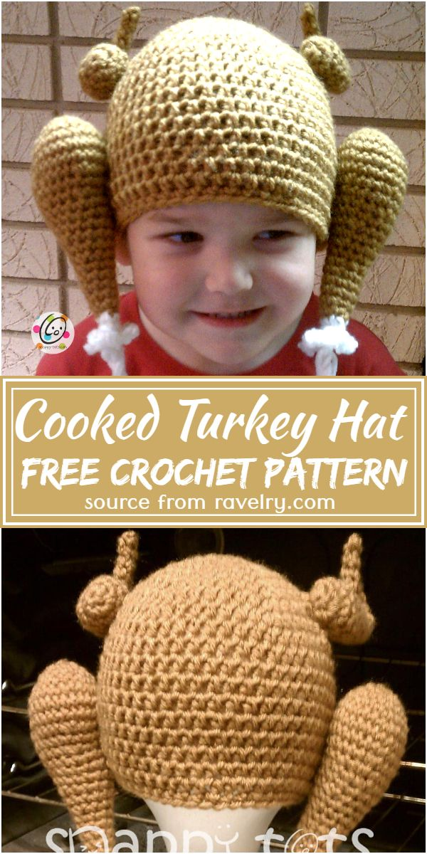 Cooked Crochet Free Pattern