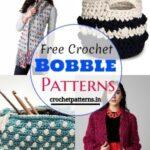 15 Fantastic Free Crochet Bobble Patterns