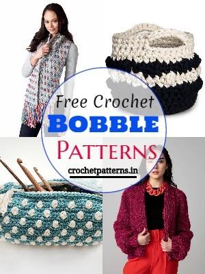 Free Crochet Bobble Patterns