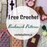 Elegant Free Crochet Bookmark Patterns