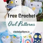 Free Crochet Owl Patterns - Amigurumi Patterns