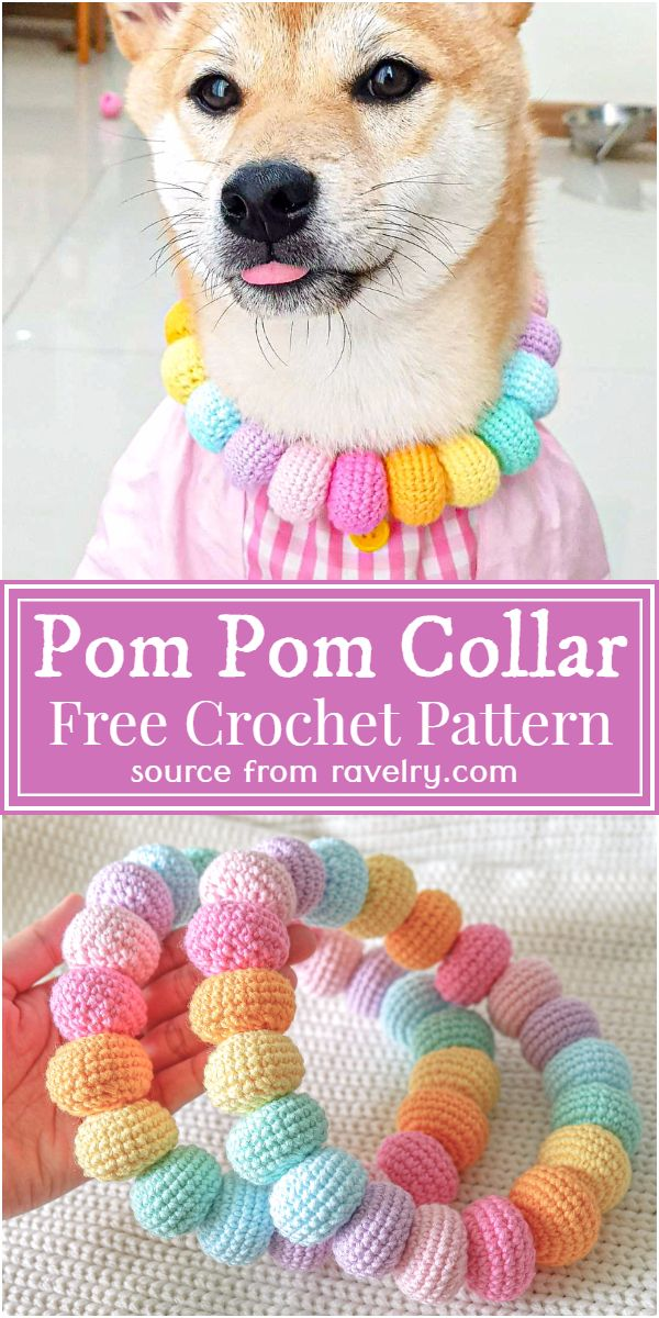 Free Pom Pom Pattern