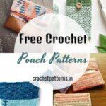 Free Crochet Pouch Patterns