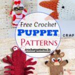 lovely Free Crochet Puppet Patterns